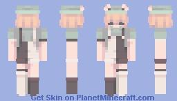 almost opposites. persona Minecraft Skin