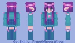 fantasy Minecraft Skin