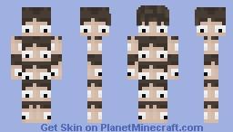 So many face's Minecraft Skin