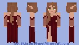 Sister Spider Minecraft Skin