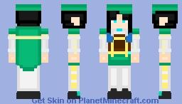 Venti-Genshin Impact Minecraft Skin