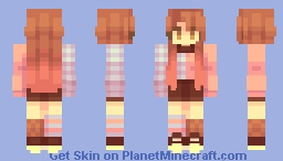 meant to stay hid Minecraft Skin