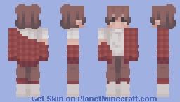 flannel / rce Minecraft Skin