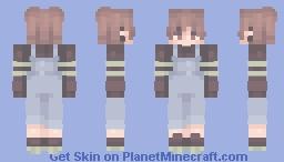 beautiful mistakes Minecraft Skin