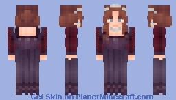 HZ ~ Queen Mother Minecraft Skin