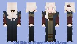 Emilie Romstun de Rosius || lotc Minecraft Skin