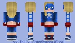 Stargirl   DC's Stargirl   CW Minecraft Skin