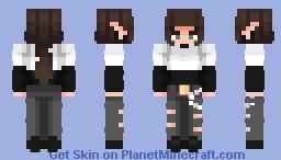 -Hope Minecraft Skin