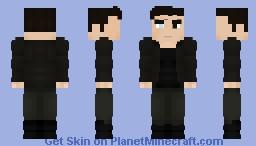 Savitar | Casual Suit - CW Minecraft Skin