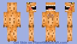Dinosaur Costume (Meme) Minecraft Skin