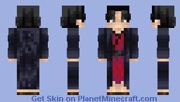 idk i was bored Minecraft Skin