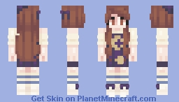 //Nimu The Space Cat// Minecraft Skin