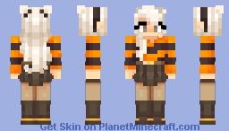 happy halloween Minecraft Skin
