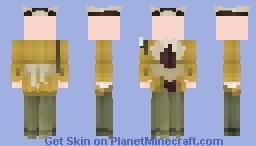 mellow mushroom :> Minecraft Skin