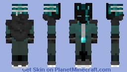 But what lies within...IS A WARRIOR Minecraft Skin