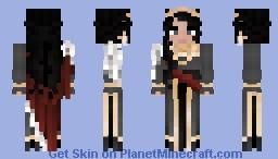 [LOTC] Debutante Part 1 Minecraft Skin