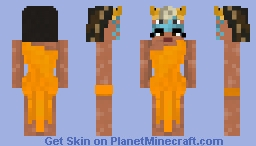 Hail Lord Helix (Omanyte crown) TwitchPlaysPokemon Refrence Minecraft Skin