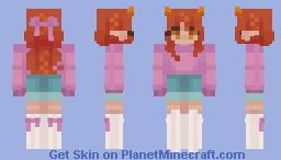 🄿🄸🅉🅉🄰 🄻🄾🅅🄴🅁 Minecraft Skin
