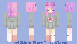 no chances - rq Minecraft Skin