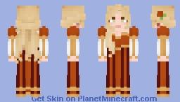 Sunkissed Savoyard Minecraft Skin