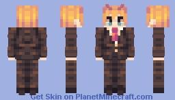 𝕃𝕖𝕠 -~𝔸𝕟𝕚𝕞𝕖 𝕊𝕖𝕣𝕚𝕖𝕤~- Minecraft Skin