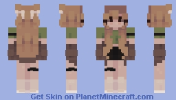 when i am with you Minecraft Skin