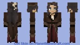 [LOTC] 𝓑𝓪𝓷𝓪 𝓟𝓱𝓸𝓷𝓮 Minecraft Skin