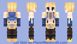 𝕊𝕥𝕚𝕟𝕘 𝔼𝕦𝕔𝕝𝕚𝕗𝕗𝕖 -~𝔸𝕟𝕚𝕞𝕖 𝕊𝕖𝕣𝕚𝕖𝕤~- Minecraft Skin