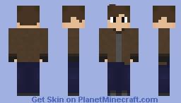 Peter Parker (Andrew Garfield) - The Amazing Spider Man Minecraft Skin