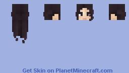[COMMISSION] 𝓢𝓪𝓲𝓴𝓸'𝓼 𝓽𝓻𝓮𝓪𝓼𝓾𝓻𝓮 Minecraft Skin