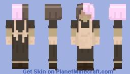 {~Oh little Bunny~} ||re-make|| Minecraft Skin