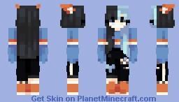 orange sunset- rce Minecraft Skin