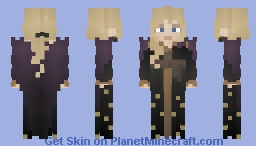 Aurelia Olivia Hartcold || lotc Minecraft Skin