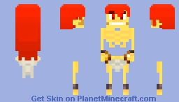 Ivan the Imortal Minecraft Skin