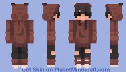 comfy Minecraft Skin