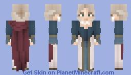 [COMMISSION] 𝓟𝓮𝓪𝓻𝓵𝔂 𝓓𝓲𝓼𝓹𝓸𝓼𝓲𝓽𝓲𝓸𝓷 Minecraft Skin