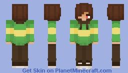 Kris Dreemurr (Deltarune) Minecraft Skin