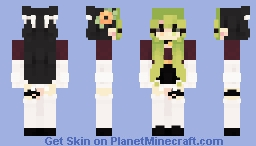 missing you Minecraft Skin