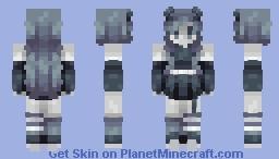 + Stay + Minecraft Skin