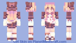 fry ayey Minecraft Skin