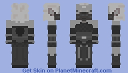 Sith Bandit Leader - STAR WARS: VISIONS [THE DUEL] Minecraft Skin