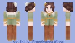 provins phoenix Minecraft Skin