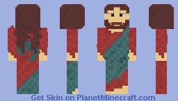 Jesus Christ Minecraft Skin