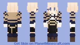 𝙢𝙚𝙧𝙘𝙞𝙚【𝙁𝙀:𝙏𝙃】 Minecraft Skin