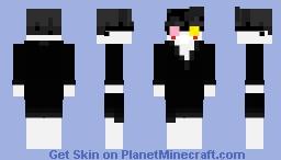 Spamton(deltarune) Minecraft Skin