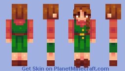 Stardew Series ~ Marnie Minecraft Skin