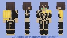𝙘𝙡𝙖𝙪𝙙𝙚【𝙁𝙀:𝙏𝙃】 Minecraft Skin