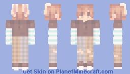 the future Minecraft Skin