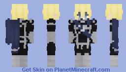 𝙙𝙞𝙢𝙞𝙩𝙧𝙞【𝙁𝙀:𝙏𝙃】 Minecraft Skin