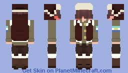 snowchester tubbo v3 Minecraft Skin